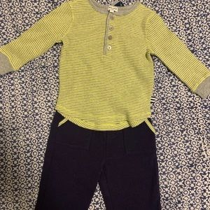Splendid baby outfit